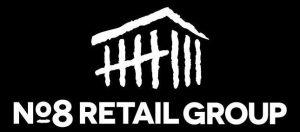 No 8 retail group logo